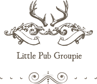 Little Pub Groupie Logo